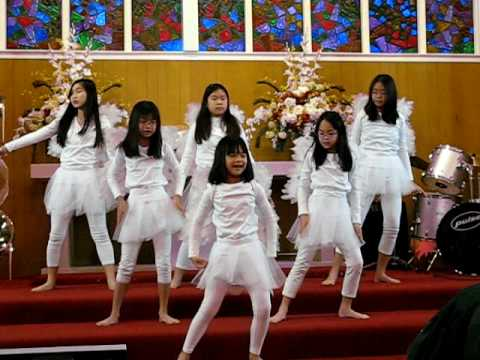 Angelic Dance Angels we have heard on high