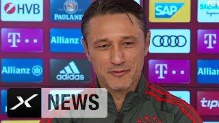 Die Verteidigungsrede von Niko Kovac   Krise? Kritik? Ärger im Team?   FC Bayern München