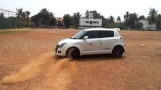 Swift zxi Stunts - Karthik (HD)