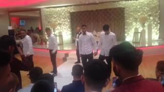 Asian  wedding dance
