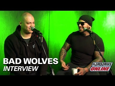 BAD WOLVES talk about their new album DISOBEY, ZOMBIE, touring and much more!