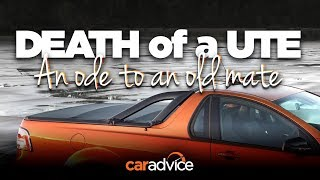 Holden: Death of a Ute