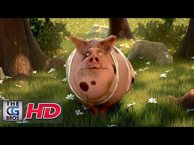 "CGI 3D Animated Short: ""14"" - by Team 14"