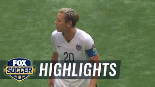 Women's World Cup Final: USA vs. Japan - FIFA Women's World Cup 2015 Highlights