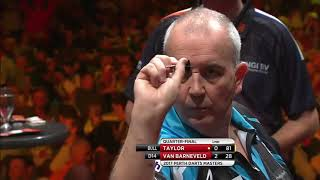 Perth Darts Masters 2017 - Taylor vs van Barneveld
