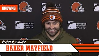 Baker Mayfield: It will be fun to play against Kyler | Player Sound