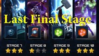 Marvel Future Fight - Last Final Stage