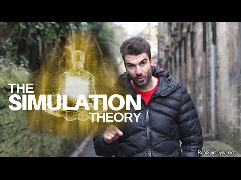 The Simulation Theory Explained Spiritually