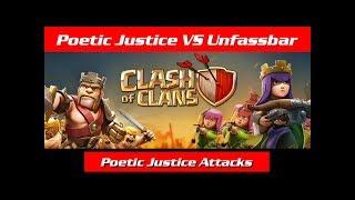 Poetic Justice VS Unfassbar