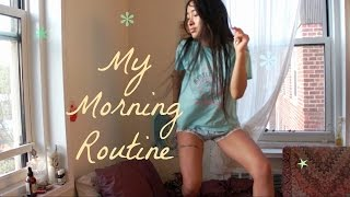 My Spring Morning Routine !