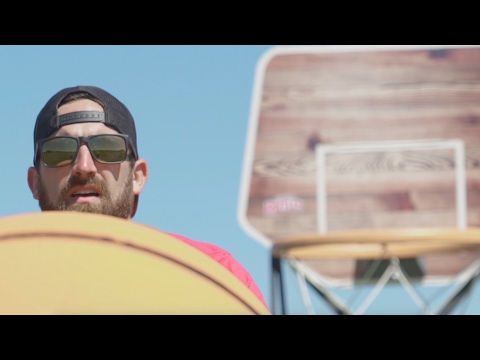 Giant Basketball Trick Shots Dude Perfect
