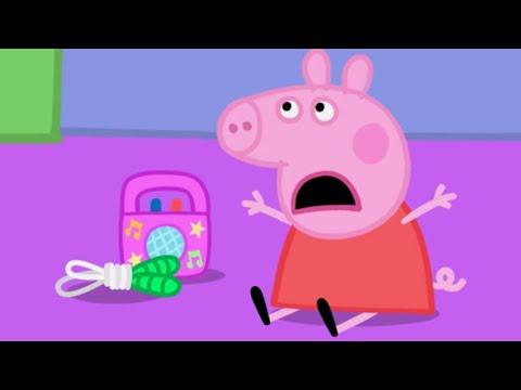 Peppa Pig en Español ¡Diversión en el aula Dibujos Animados