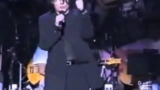 Renato Zero - Via dei martiri (live Gigi Proietti show: A me gli occhi, please 2000)