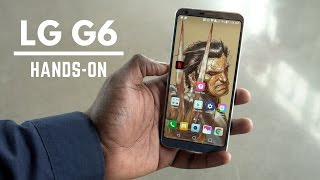 LG G6 Hands-on & Mini-Review
