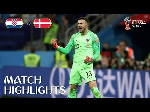 Xxx Mp4 Croatia V Denmark 2018 FIFA World Cup Russia™ Match 52 3gp Sex