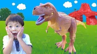 恐竜アドベンチャーパーク アニア こうくんねみちゃん Dinosaur Adventure Park Toy TOMICA  Ania