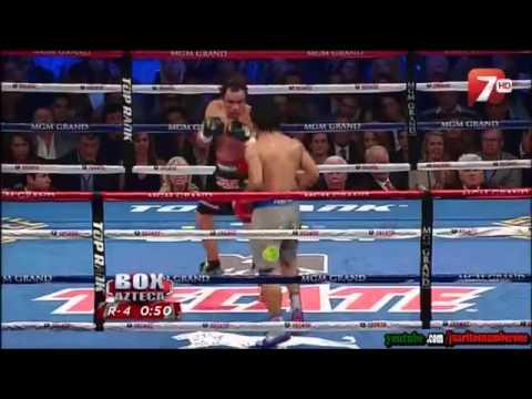 Pacquiao vs Marquez 4 pelea completa HD