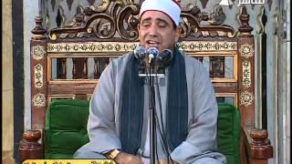 فضيلة الشيخ محمود محمد الخشت في تلاوة قرآن الفجر ال 27 من رمضان 1433 هـ   الموافق 15 8 2012 م   من مسجد السلطان ابو العلاء