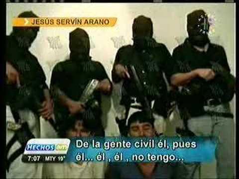 Asesinatos en Veracruz los ensabanados