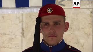 The men behind Greece