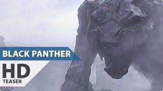 Marvel's BLACK PANTHER in Civil War!