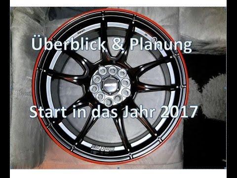 Seat Ibiza Cupra 6P - Überblick & Planung   Start in das Jahr 2017