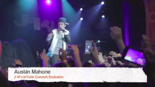 J-14 Exclusive: J-14's 2012 InTune with... Austin Mahone