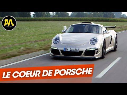 RUF le constructeur de super Porsche
