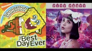 The Best Party Ever (Mashup) - SpongeBob SquarePants & Melanie Martinez