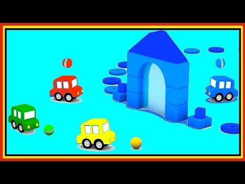 Xxx Mp4 BLUE WORLD Cartoon Cars Videos For Kids Cartoons For Children Kids Cars Cartoons Learn Colors 3gp Sex