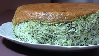 Shevid Polo, Persian Rice & Dill