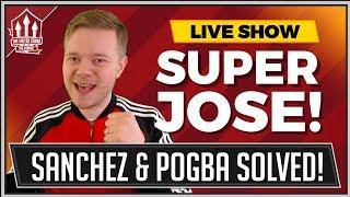 MOURINHO Solves SANCHEZ & POGBA Problem! MAN UNITED News Now