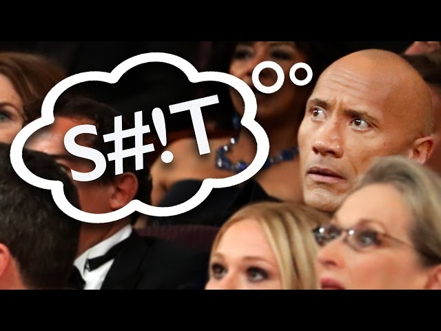 What Really Happened With The 2017 Oscars Best Picture Mistake (According To The Rock)