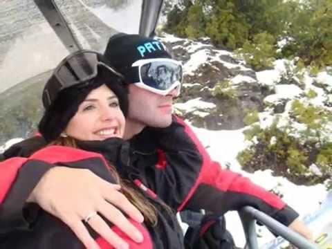 Jonathan Montenegro y Patricia Schwarzgruber Aniversario de Bodas