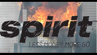 Spirit Airlines: The Worst Airline In the World