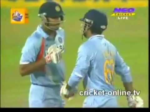 India vs Sri Lanka SL T20 20 Highlights Cricket 2009 Yusuf Irfan Pathan Cricket Video Clip