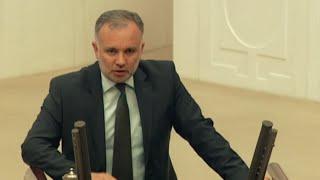 Kars Mv. Ayhan Bilgen Cemil MERİÇ aydın tartışması