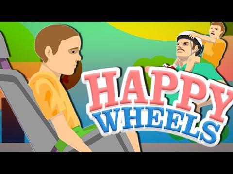 Happy Wheels   I'M SORRY BILLY!!