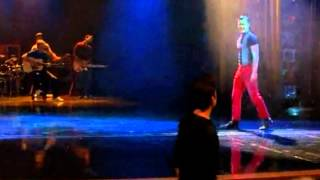 GLEE - Somebody That I Used To Know (Full Performance) (Official Music Video) HD