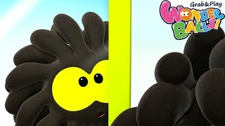 Mirror Mirror On The Wall   Help Ang Find Out Who He Really Is! Grab and Play With Squishy Balls
