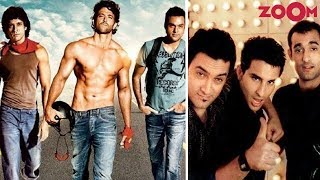 Top 5 Bollywood Films On Friendship | Fukrey | ZNMD | 3 Idiots And More