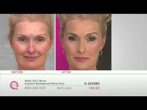 Mally 24 7 Brow Express Bulletproof Brow Duo with Jacque Gonzales