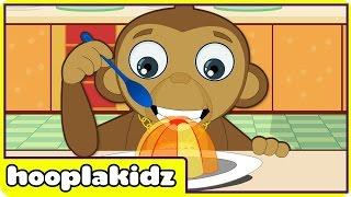 Jelly On A Plate | Nursery Rhymes by Hooplakidz