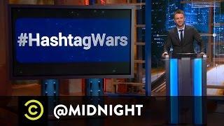 #HashtagWars Recap - Week of 3/23 - @midnight with Chris Hardwick