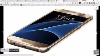 Samsung Galaxy S7 G930P 32GB AT&T T-Mobile 4G LTE GSM UNLOCKED Smartphone SRF