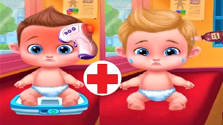 Take Care Of The Baby,  Play With Baby Nurse, Doctor Care Game For Kids