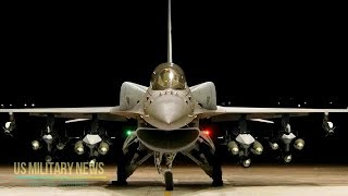 Northrop Grumman Has a Plan to Keep the F-16 (Fighting) For Years to Come