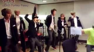 EXO'yla Komik Anlar (Funny Moments)