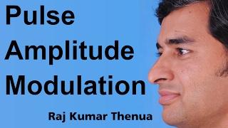 Pulse Amplitude Modulation in hindi (PAM) RKTCSu6e01