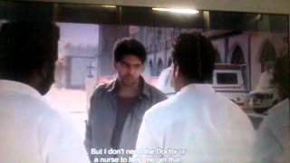 Arya's smart punch dialogue in vettai